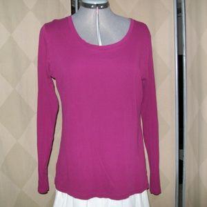 Merona Tops - Merona Purple Shirt